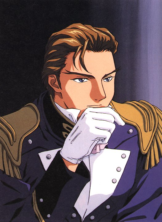 Treize deep in thought